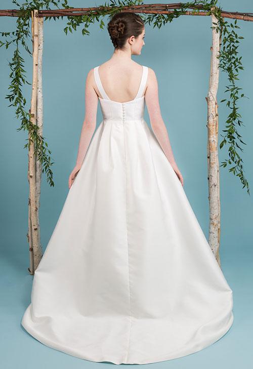 Audrey Dress - Freja Designer Dressmaking