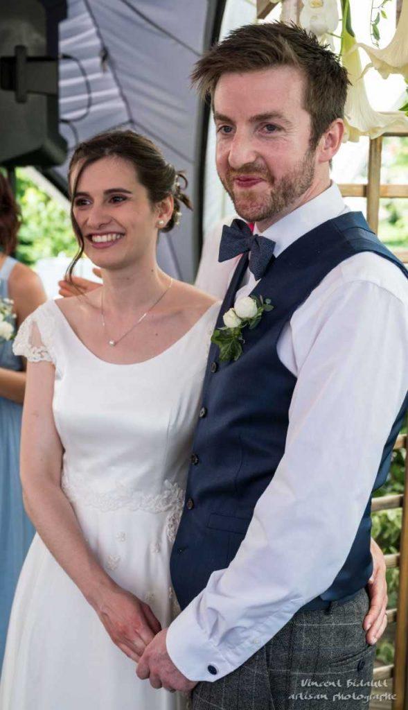 French - Irish Wedding