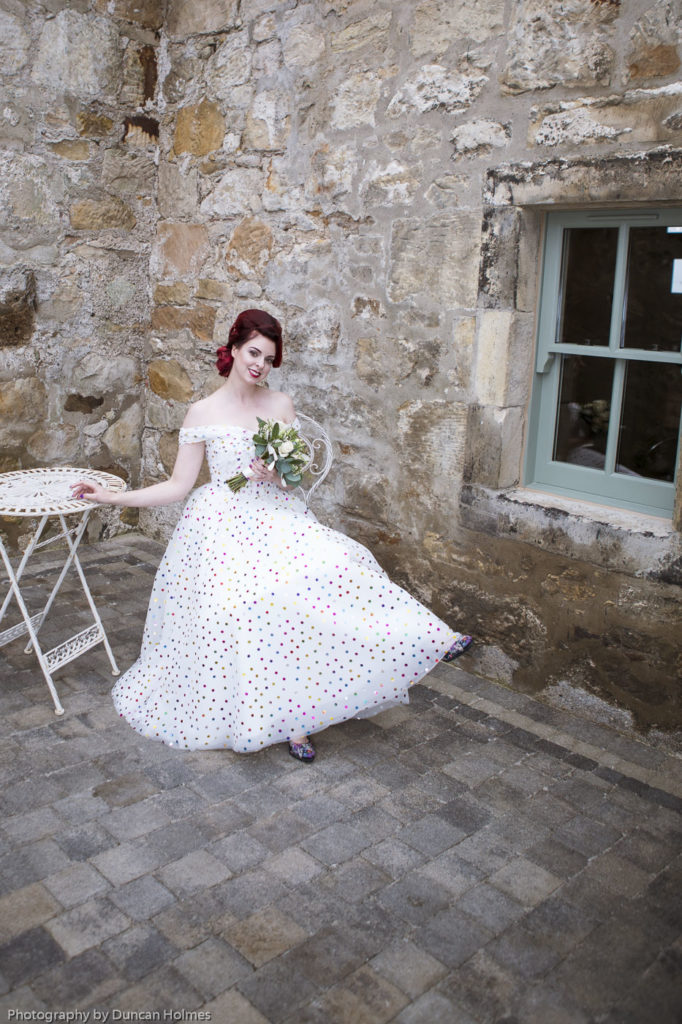 Fife bridal Photoshoot