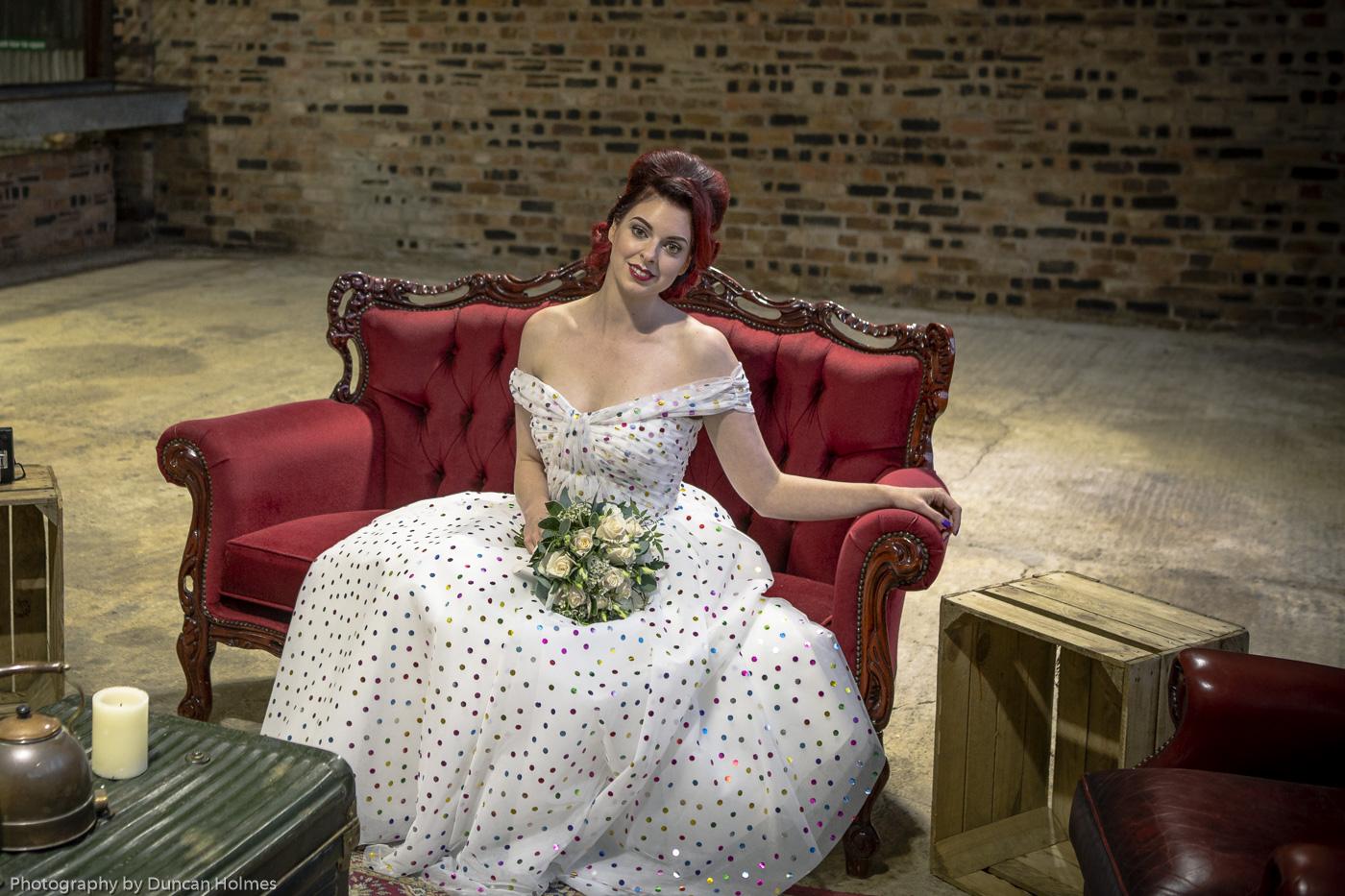 Fife Bridal Photoshoot