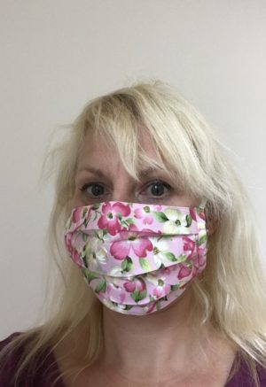 Sakura face mask