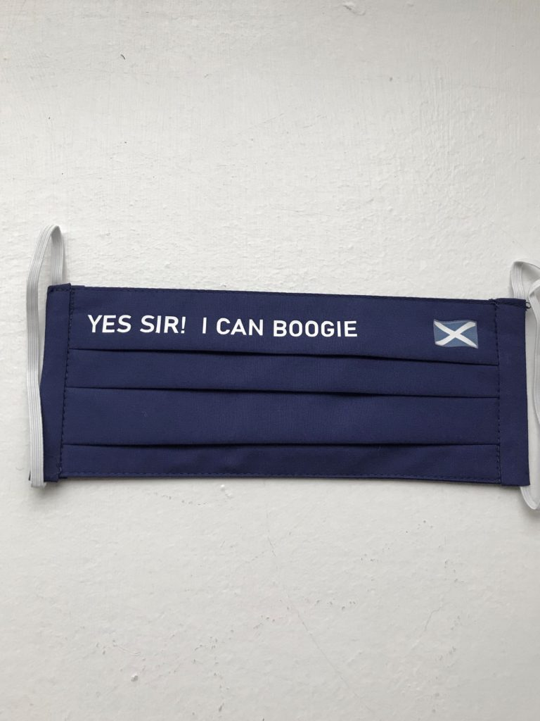 Yes Sir! I can boogie Navy
