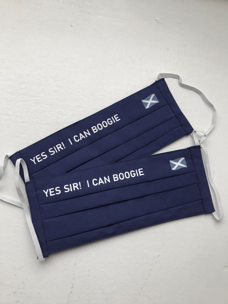 Yes Sir! i can boogie