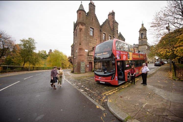 Glasgow City Bus Tour