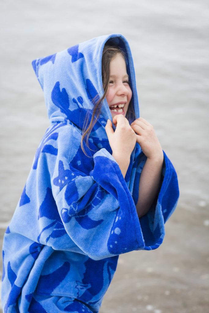 beach poncho sea creature