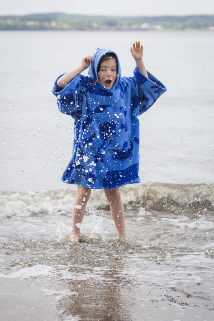 changing robe sea crature