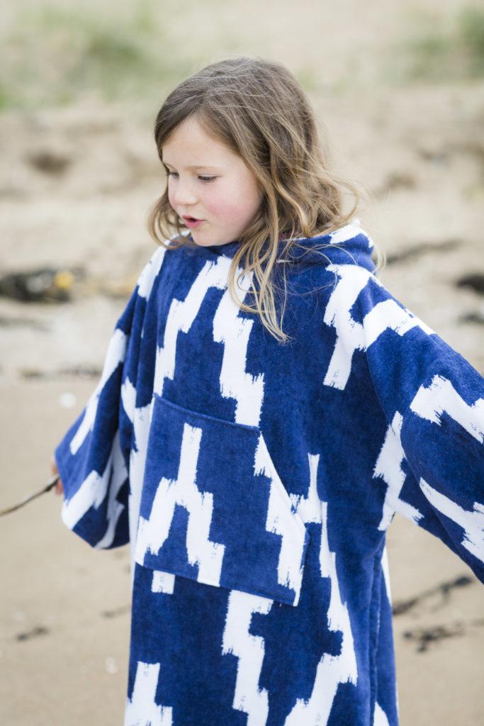 changing robe aztec kids