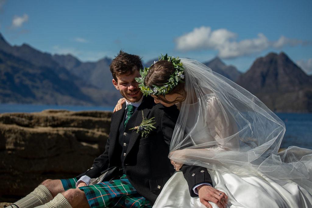 beautiful skye wedding