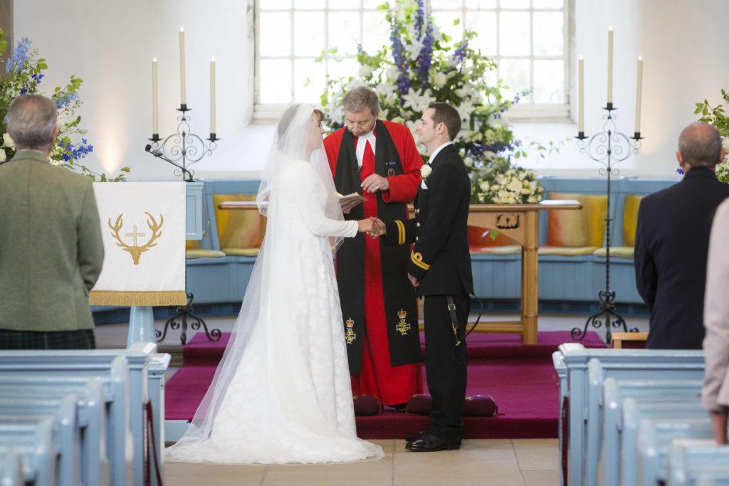 beautiful canon kirk wedding