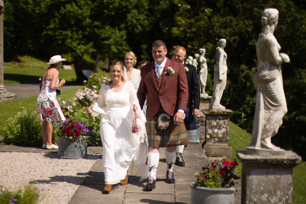 Scottish Summer Wedding