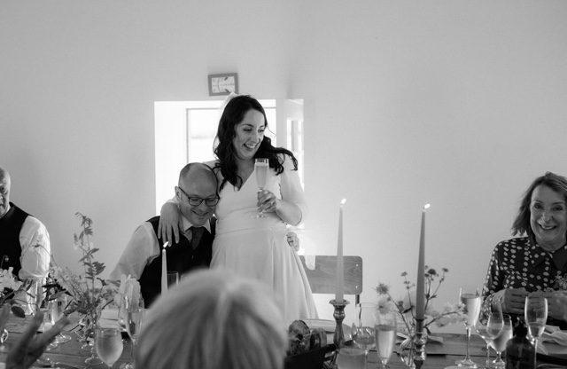 brides speech